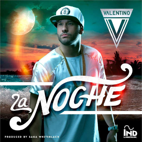 VALENTINO GOLD RECORD FOR THE SONG LA NOCHE