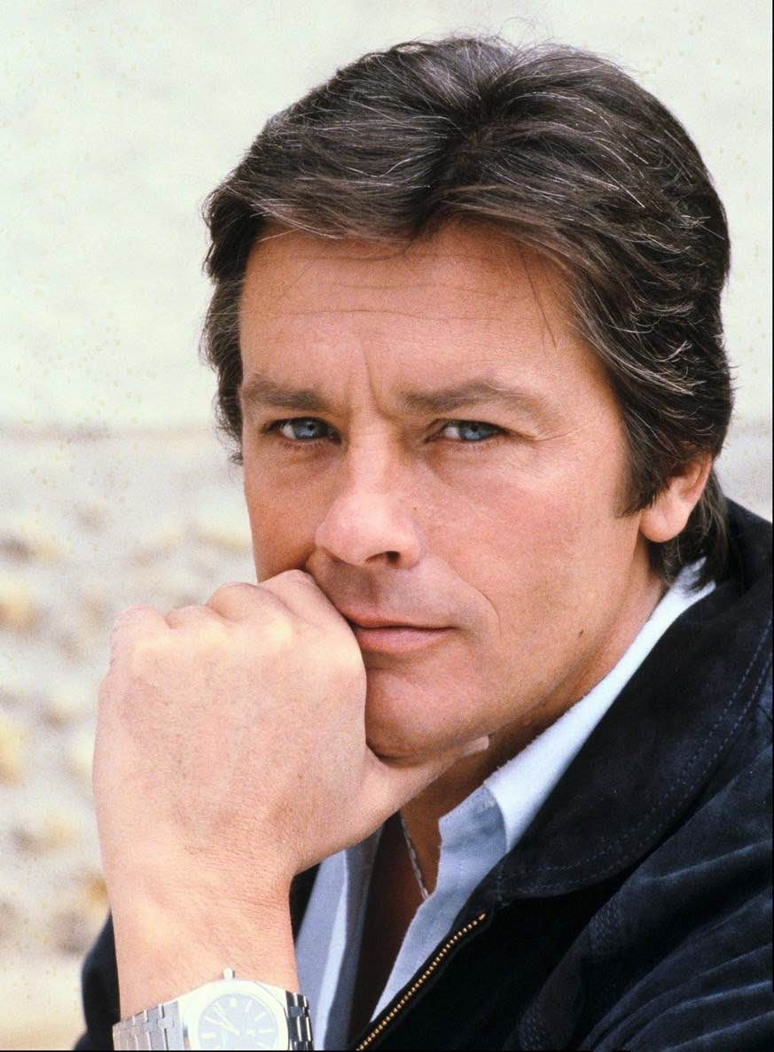 HAPPY BIRTHDAY ALAIN DELON 80 YEARS TODAY