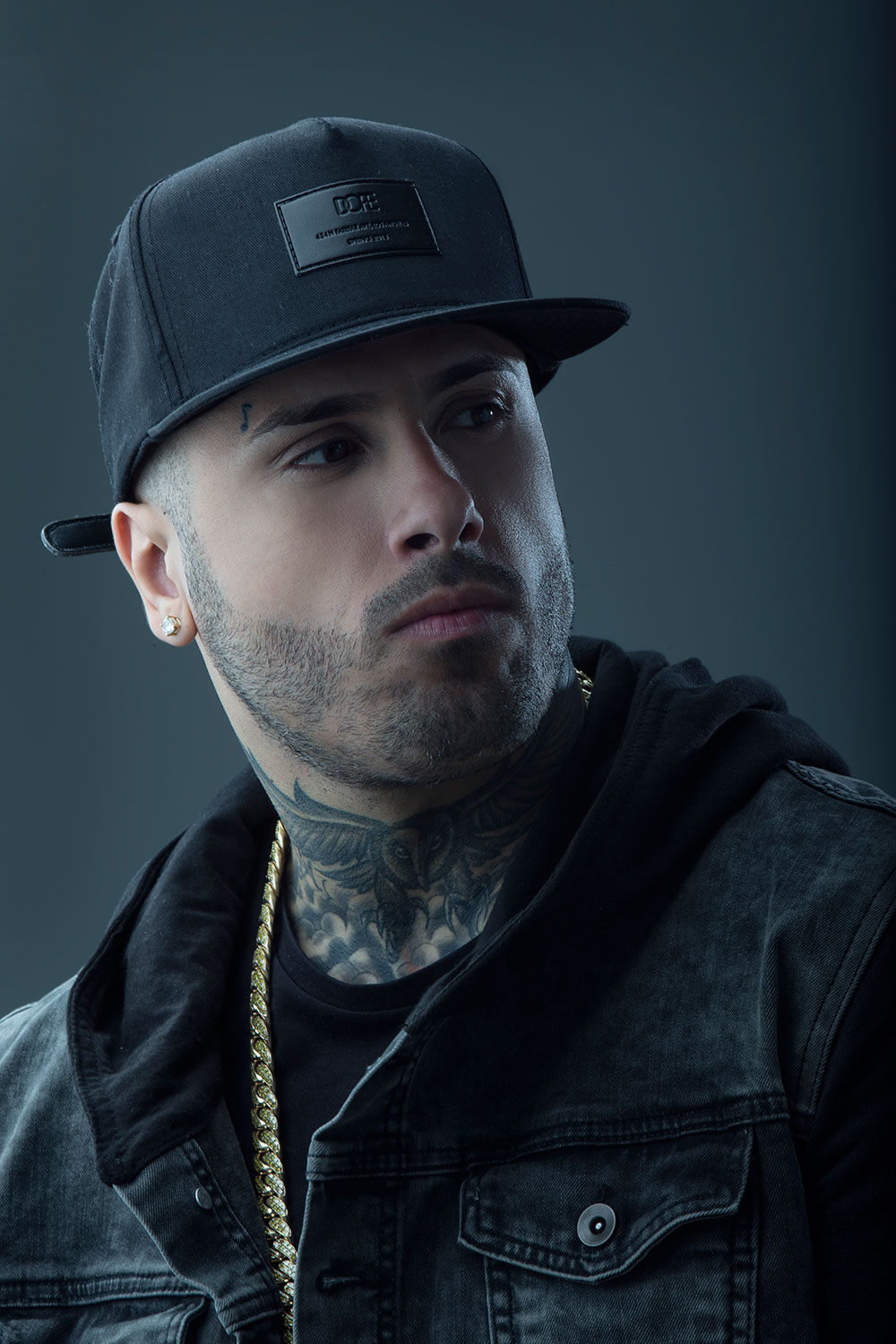 NICKY JAM SPEAK OF THE LIFE