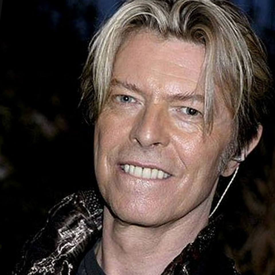 DAVID BOWIE DIES THIS MONDAY,JANUARY 11 2016