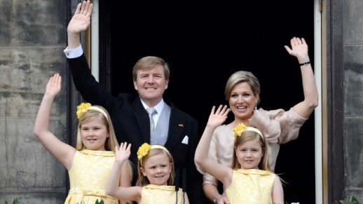 HollandRoyalFamily